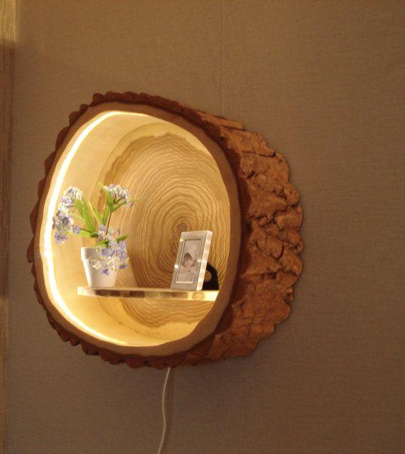Log Frame Light decorum.pk Online Home Decor Pakistan