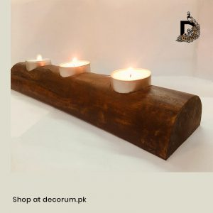 candles at decorum pakistan